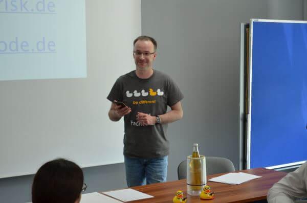 Torsten Breitag Workshop Versicherbarkeit